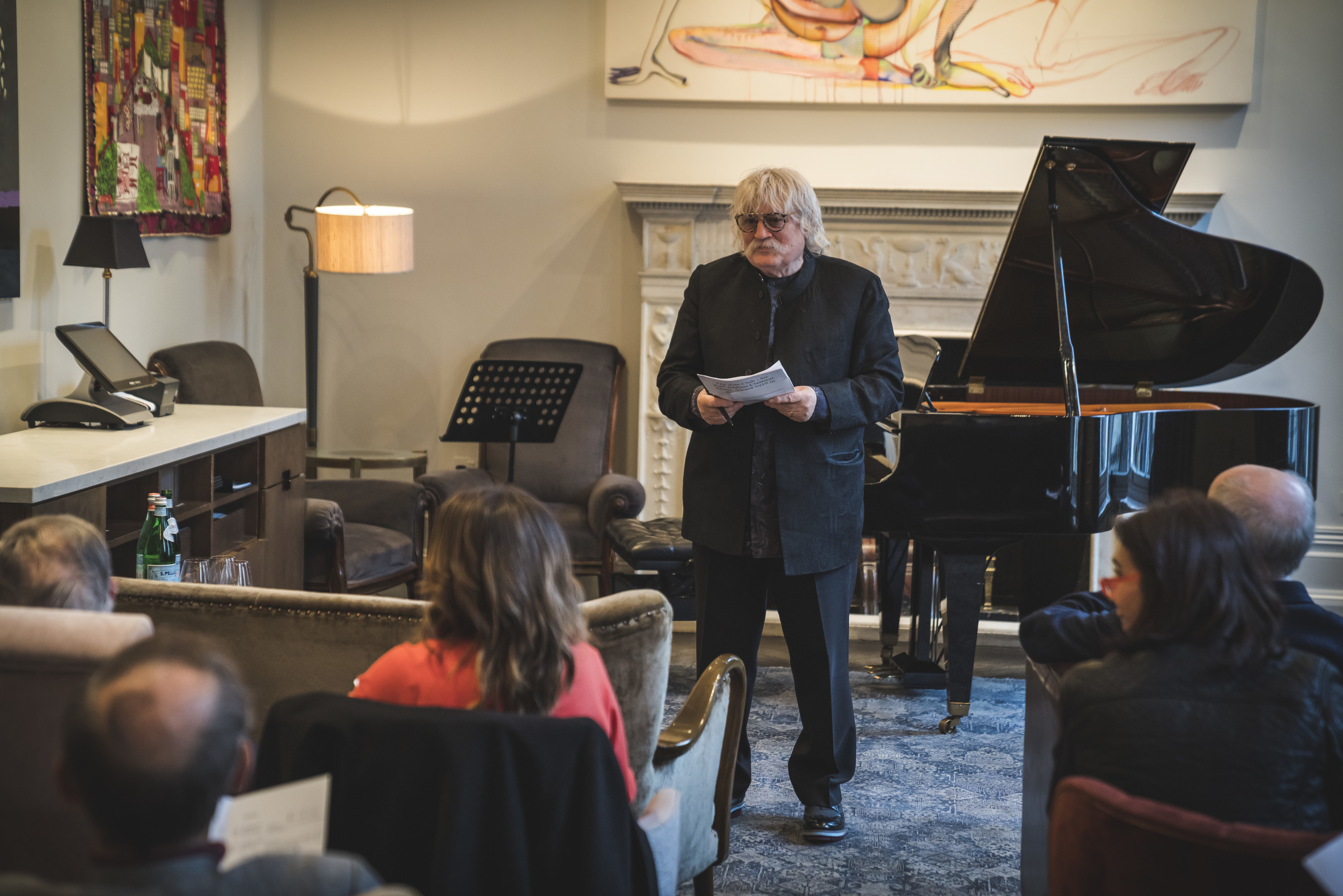 The Arts Club - Sir Karl Jenkins Music Award