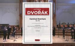 Dvořák – Carnival Overture
