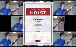 Holst – Jupiter